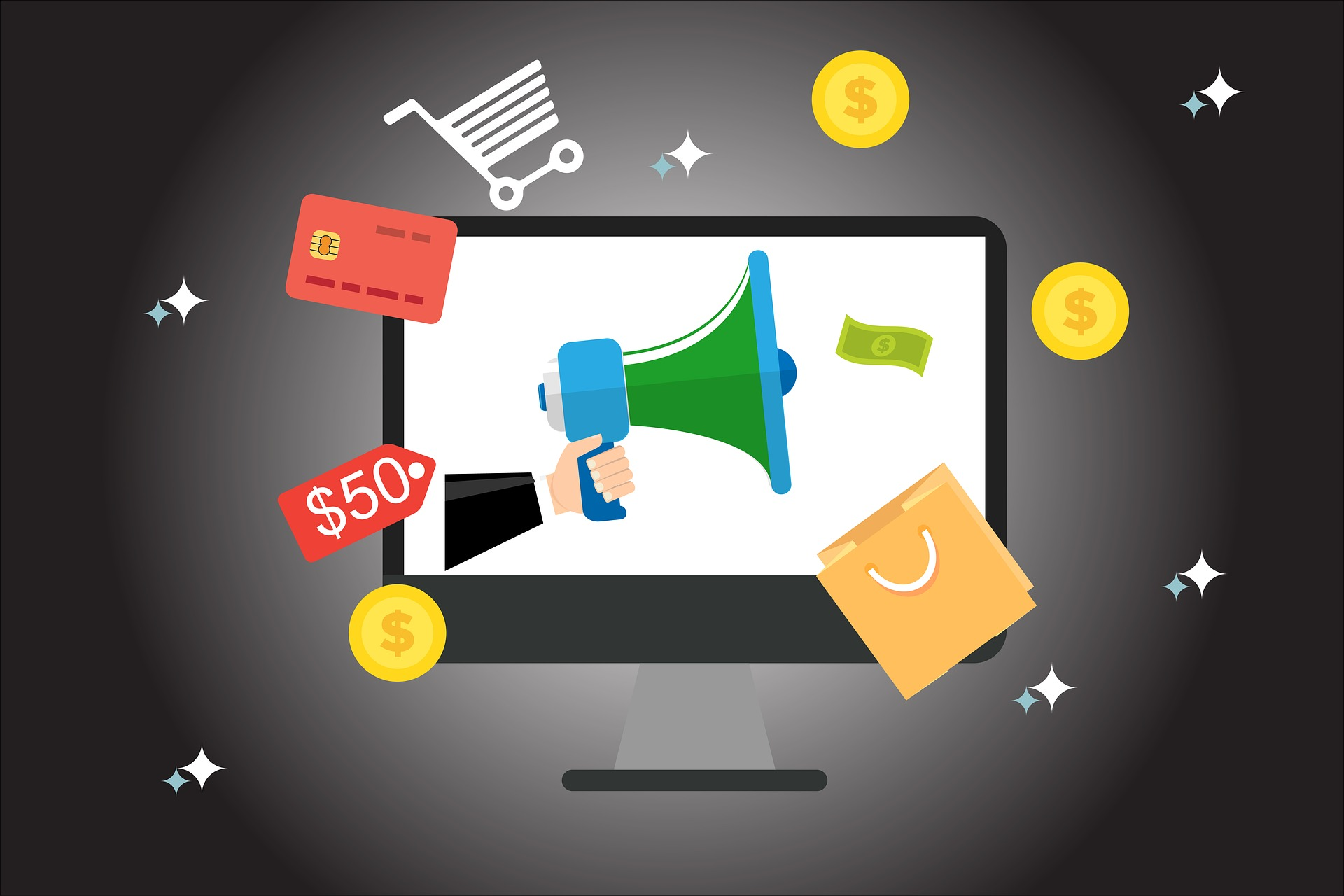 e-commerce ventes