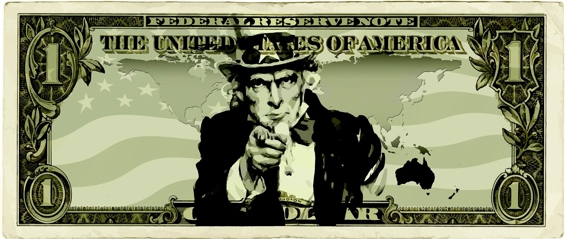 salaire d'un dollar